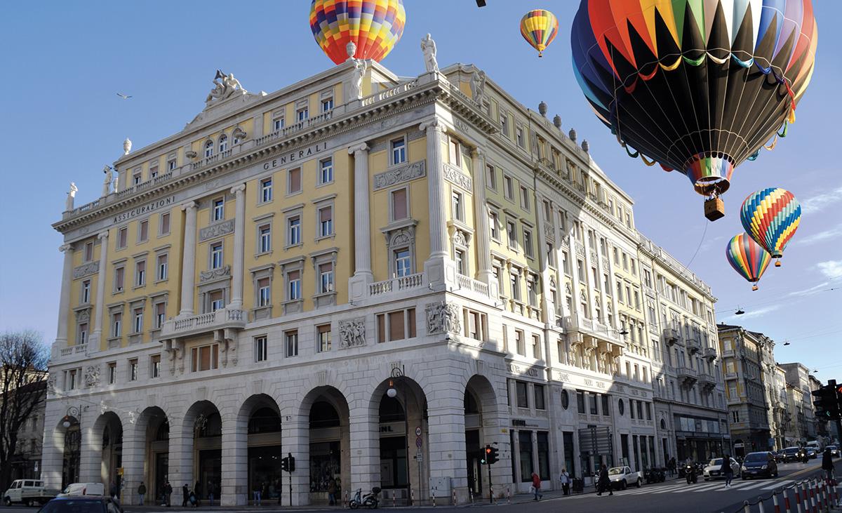 Incipit web e creatività a Trieste