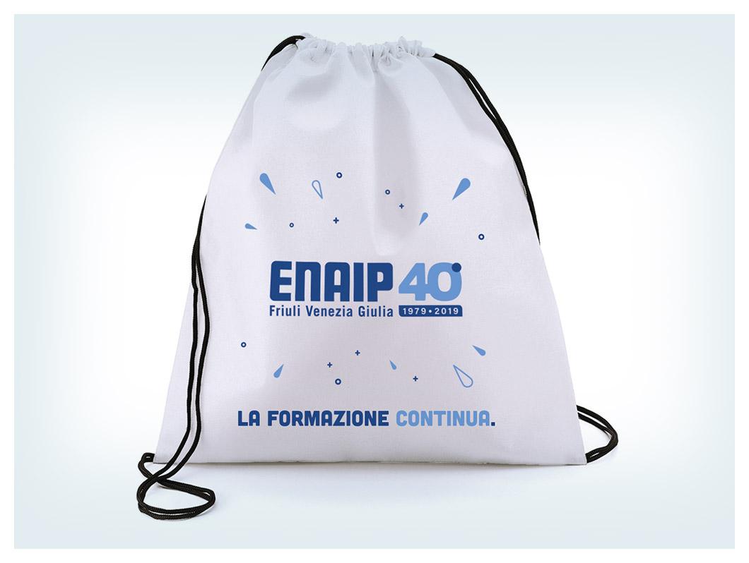 ENAIP FVG 40 zainetto
