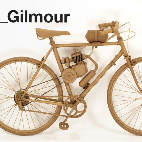 GC.AC. di Monfalcone: Gilmour, virtuosismi di cartone