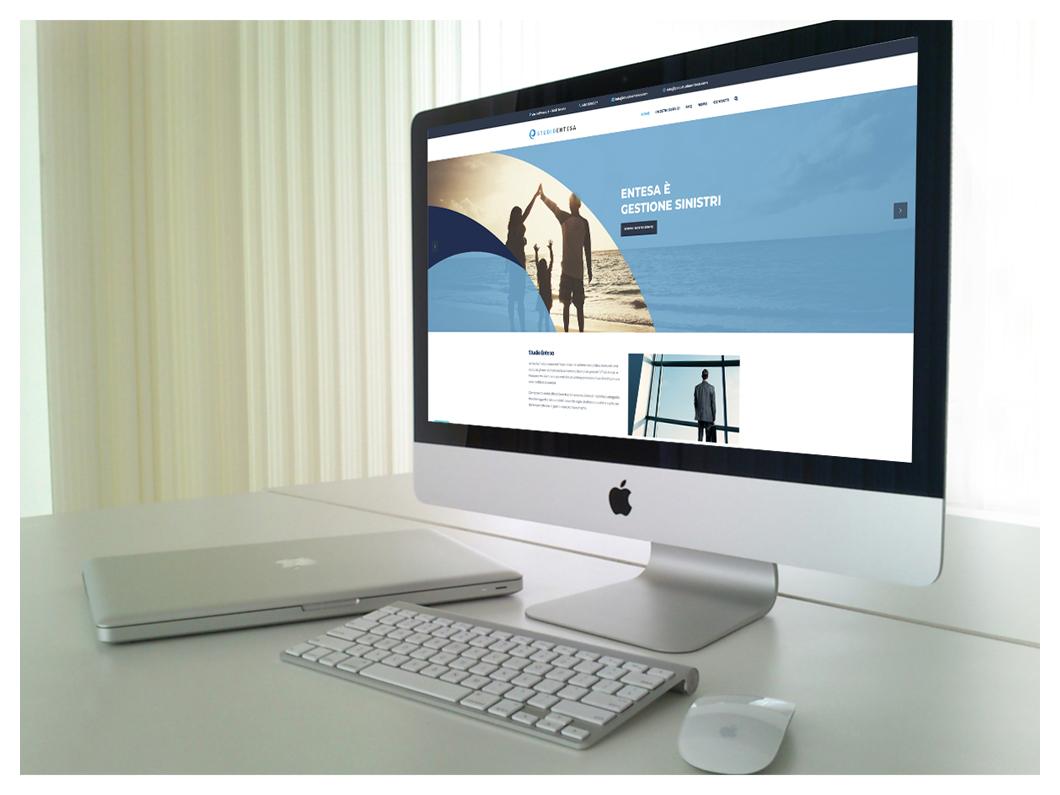 Studio Entesa - Sito web