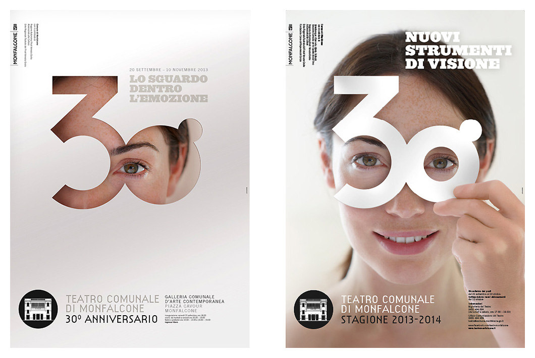 Teatro Comunale di Monfalcone: lo sguardo dentro l'emozione