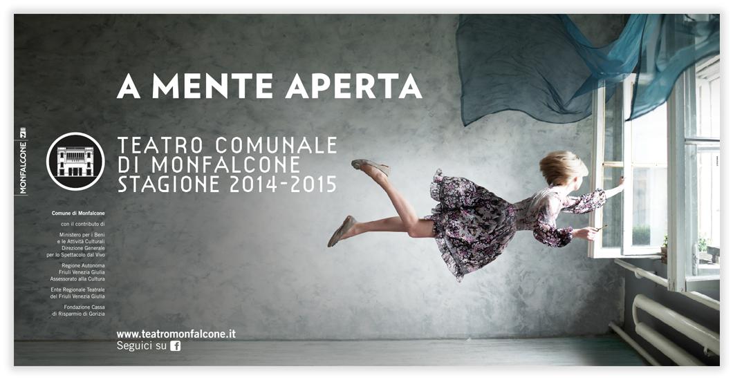 Teatro Comunale di Monfalcone - Stagione 2014/2015
