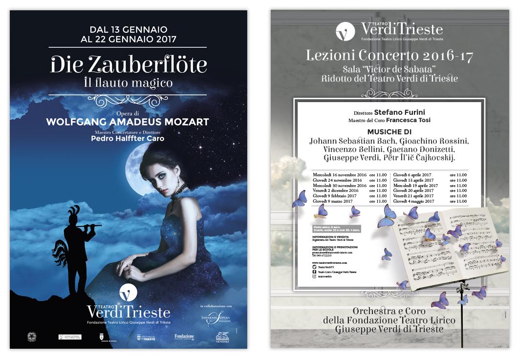 Teatro Verdi di Trieste - Stagione 2016-2017