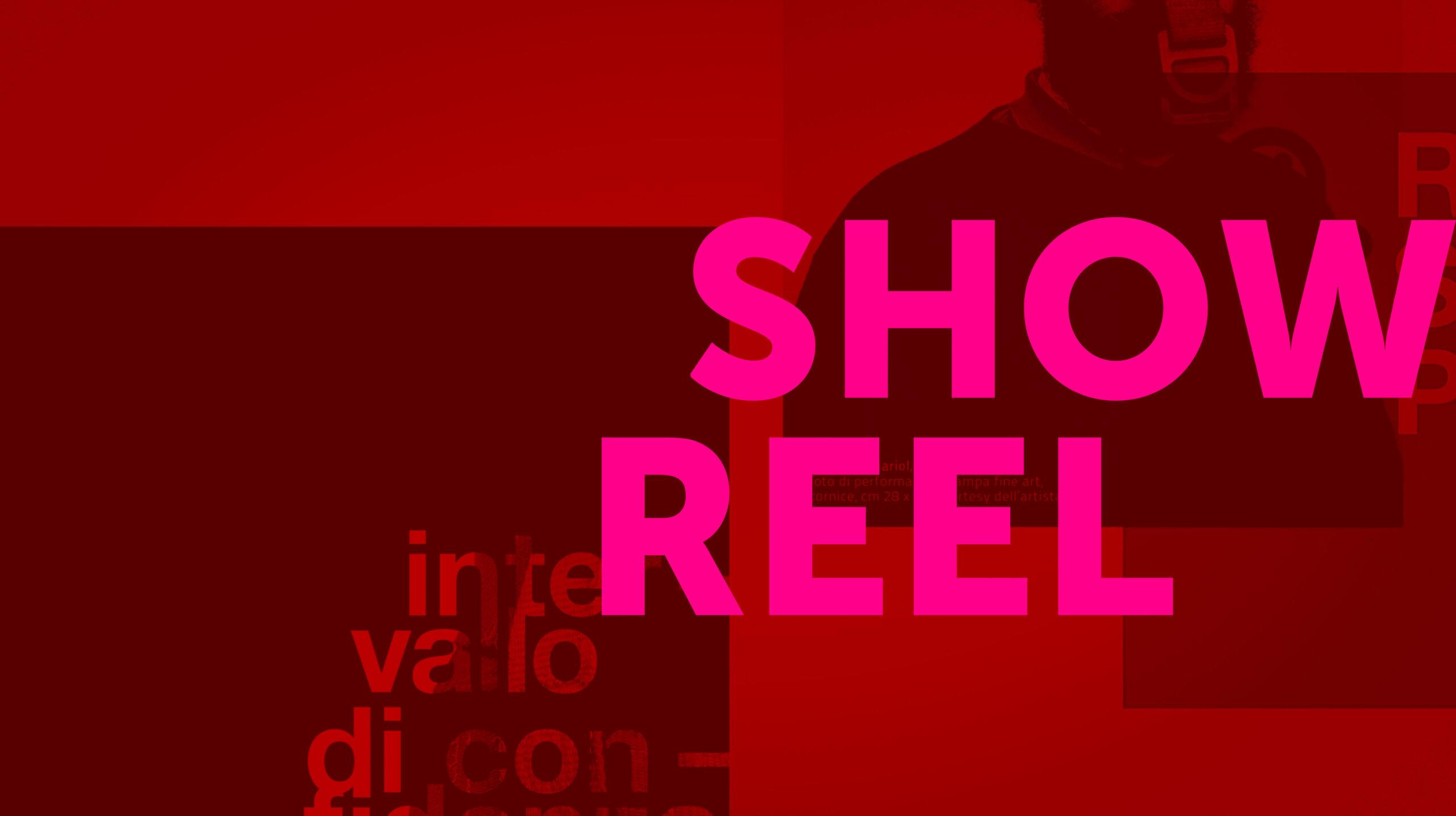 Showreel Incipit